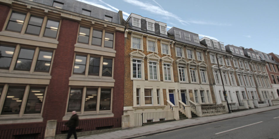 Jgjs architecture architect in maidenhead windsor for Townhouse construction cost